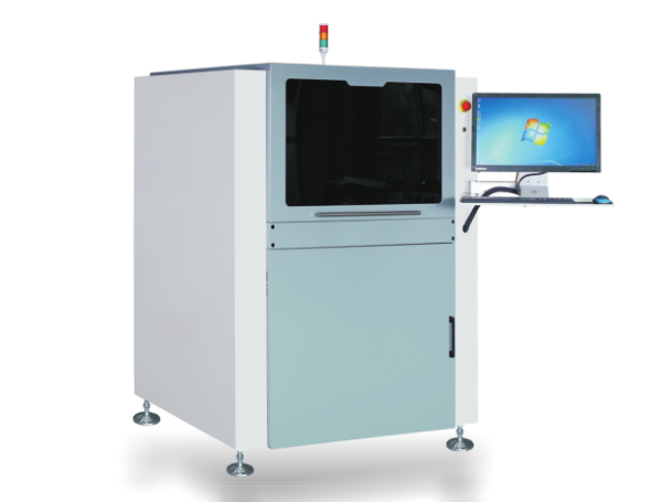 Fully automatic steel mesh measuring instrument